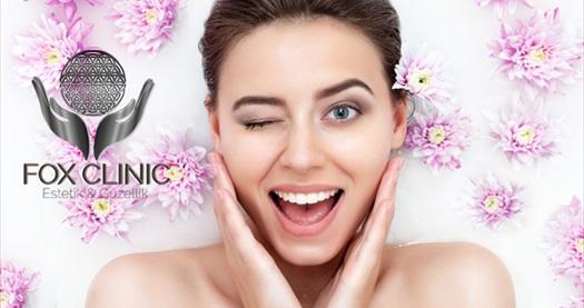 Bornova Fox Beauty Clinic'te 12 aşamalı hydrafacial ve 1 seans cilt ütülemesi 500 TL yerine 44,90 TL! Fırsatın geçerlilik tarihi için DETAYLAR bölümünü inceleyiniz.