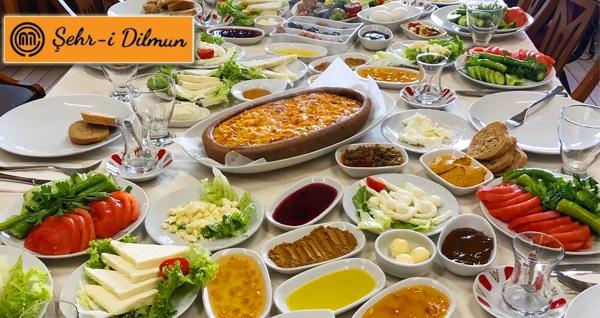 Beykoz Şehr-i Dilmun'da serpme kahvaltı keyfi (kişi başı) 39,90 TL! Fırsatın geçerlilik tarihi için, DETAYLAR bölümünü inceleyiniz.