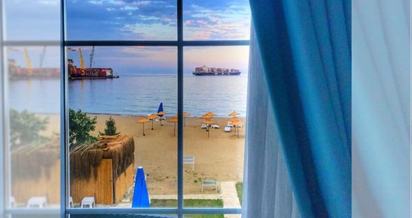 Kumbağ Nova Port Boutique Hotel'de çift kişi 1 gece Deluxe deniz manzaralı odada kahvaltı dahil konaklama 300 TL yerine 230 TL! Fırsatın geçerlilik tarihi için DETAYLAR bölümünü inceleyiniz.