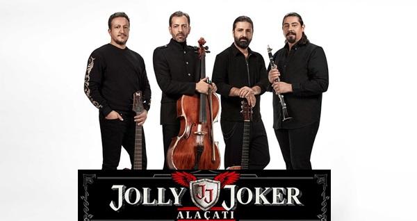 25 Ağustos'ta Jolly Joker Alaçatı Sahnesi'nde gerçekleşecek Rubato konserine BİSTRO biletler 99,90 TL! 25 Ağustos 2019   21:00   Jolly Joker Alaçatı