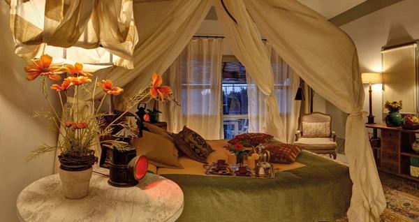 Alaçatı La Capria Suite Hotel'in birbirinden romantik odalarında kahvaltı dahil konaklama keyfi 349 TL'den başlayan fiyatlarla! Fırsatın geçerlilik tarihi için, DETAYLAR bölümünü inceleyiniz.