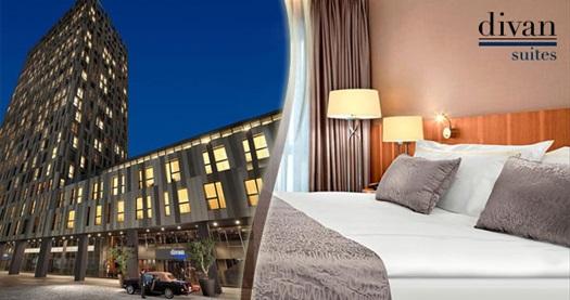 Divan Suites Istanbul GPlus'ta çift kişilik 1 gece kahvaltı dahil konaklama 250 TL yerine 189 TL! Fırsatın geçerlilik tarihi için DETAYLAR bölümünü inceleyiniz.