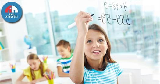 """Akıl Atölyesi'nde 7-14 yaş arası çocuklara özel 1 aylık """"Oyunlarla Matematiğin Temel Öğretimi"""" 350 TL yerine 139 TL! 20 Şubat 2015 tarihine kadar geçerlidir."""