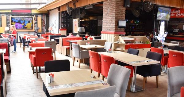 Sonset Özlüce'de dilediğiniz ana yemekli enfes öğle yemeği menüsü 24,90 TL! Fırsatın geçerlilik tarihi için DETAYLAR bölümünü inceleyiniz.