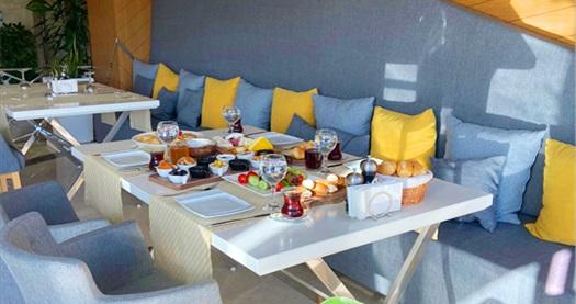 Antalya Best Western Vib Hotel'de serpme kahvaltı kişi başı 34,90 TL! Fırsatın geçerlilik tarihi için, DETAYLAR bölümünü inceleyiniz.