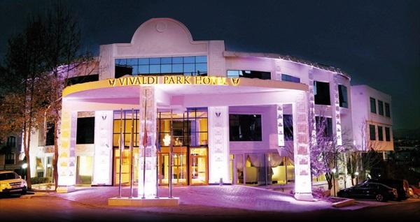 Vivaldi Park Ankara Otel'de kahvaltı dahil çift kişilik 1 gece konaklama 259 TL yerine 149 TL! Fırsatın geçerlilik tarihi için DETAYLAR bölümünü inceleyiniz.