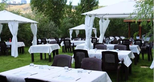 Scopus Garden Restaurant'ta yeşillikler içerisinde enfes lezzetlerden oluşan çift kişilik akşam yemeği menüsü 99 TL! Fırsatın geçerlilik tarihi için DETAYLAR bölümünü inceleyiniz.