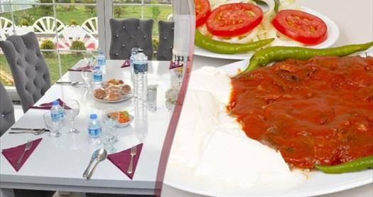 Çukurambar Meşhur Bursa Karacabey İskendercisi'nde zengin iftar menüsü kişi başı 60 TL yerine 39,90 TL! 16 Mayıs-14 Haziran 2018 tarihleri arasında, iftar saatinde geçerlidir.