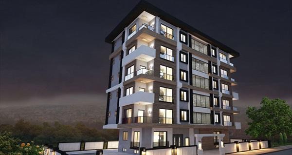 İstanbul'un gelişen bölgesi Sultanbeyli'de modern ve konforlu bir proje Fark Apartımanı!