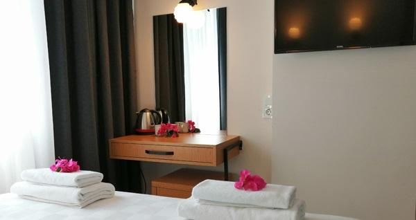 Bayramda da geçerli Antalya Tema Lara Hotel'de çift kişilik 1 gece konaklama 219 TL! Fırsatın geçerlilik tarihi için DETAYLAR bölümünü inceleyiniz.