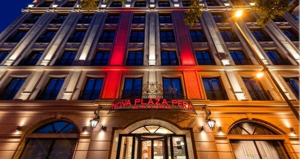 Nova Plaza Panoroma Restaurant'ta akşam yemeği 124,99 TL! Fırsatın geçerlilik tarihi için DETAYLAR bölümünü inceleyiniz.