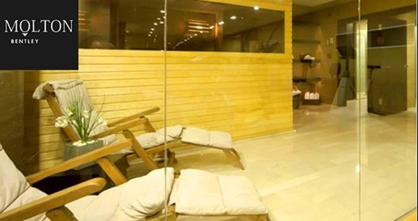 Nişantaşı Bentley Hotel Molton Spa'da 60 dakikalık Aromaterapi veya Bali masajı ile sauna kullanımı 170 TL yerine 99 TL! Fırsatın geçerlilik tarihi için DETAYLAR bölümünü inceleyiniz.