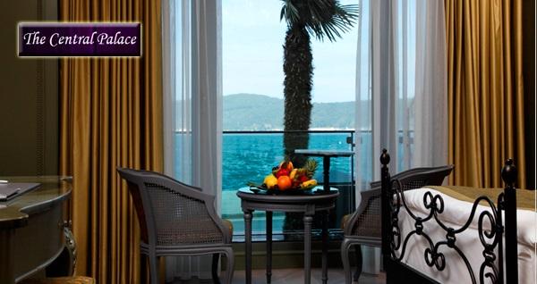 The Central Palace Bosphorus'ta Boğaz manzaralı konaklama keyfi sizi bekliyor!