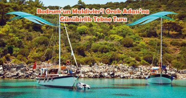 Bodrum'un Maldivleri ORAK Adası'nın masmavi sularında öğle yemeği dahil gün boyu eğlence (kişi başı) 119 TL! Fırsatın geçerlilik tarihi için DETAYLAR bölümünü inceleyiniz.