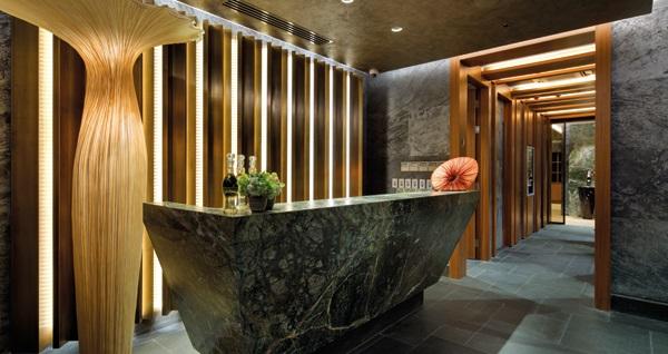 Double Tree By Hilton Piyalepaşa Elysium Spa'da ıslak alan kullanımı dahil 50 dakika masaj