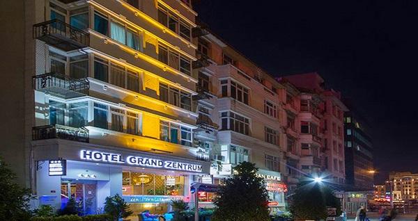 Beyoğlu Grand Zentrum Hotel'de kahvaltı dahil çift kişilik 1 gece konaklama keyfi 350 TL! Fırsatın geçerlilik tarihi için, DETAYLAR bölümünü inceleyiniz.