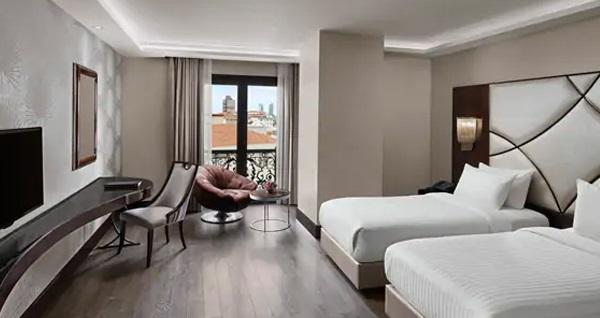 DoubleTree by Hilton Istanbul Esentepe'de En Uygun Fiyatlı Konaklama Seçenekleri Grupanya'da! Fırsatın geçerlilik tarihi için DETAYLAR bölümünü inceleyiniz.