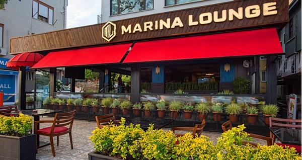 Marina Lounge'da serpme kahvaltı 55 TL! Fırsatın geçerlilik tarihi için DETAYLAR bölümünü inceleyiniz.