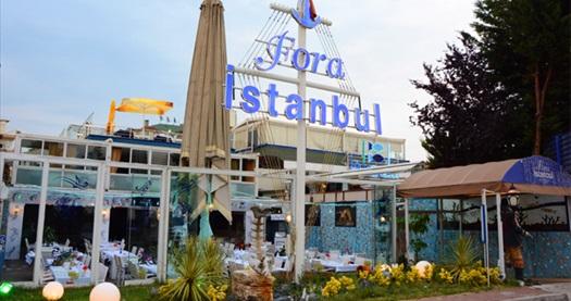 Küçükyalı Fora İstanbul Restaurant'ta enfes lezzetlerle donatılmış Kalamar dahil zengin balık menüsü 99 TL yerine 59,90 TL! Fırsatın geçerlilik tarihi için, DETAYLAR bölümünü inceleyiniz.