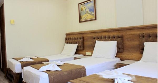 Büyük Paris Hotel'de çift kişilik konaklama keyfi 265 TL'den başlayan fiyatlarla! Fırsatın geçerlilik tarihi için DETAYLAR bölümünü inceleyiniz.