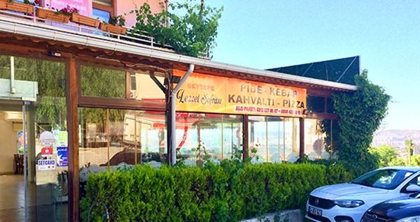 Çankaya Beytepe Lezzet Sofrası'nda enfes serpme kahvaltı kişi başı 22,50 TL! Fırsatın geçerlilik tarihi için, DETAYLAR bölümünü inceleyiniz.