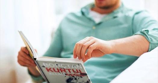 """Olay yaratan kitap şimdi sizin adresinizde! """"Borçtan Kurtul Allah Aşkına"""" adlı kitap için %27 indirim sağlayacak hediye çeki 1 TL! 28 Şubat 2017 tarihine kadar geçerlidir."""
