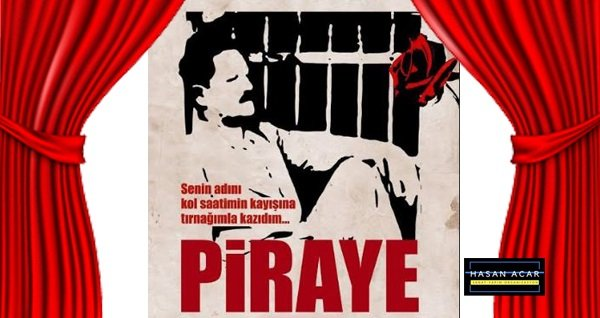 26 Temmuz'da İzmir Bornova Ayfer Feray Açıkhava Tiyatrosu'nda gerçekleşecek ''Piraye'' adlı oyuna biletler 67 TL yerine 40 TL! Fırsatın geçerlilik tarihi için DETAYLAR bölümünü inceleyiniz.