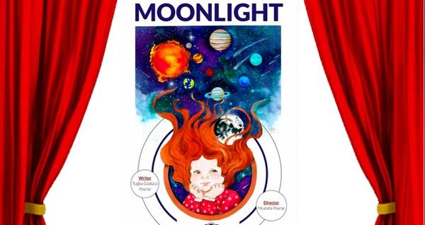 """Danslı müzikli İngilizce çocuk oyun ''Moonlight'' için biletler 35 TL yerine 24,50 TL! Tarih ve konum seçimi yapmak için """"Hemen Al"""" butonuna tıklayınız."""