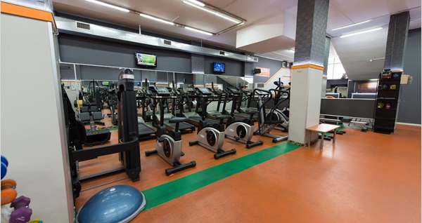 Şişli Bunkai Health Fitness'ta 1 aylık sınırsız gündüz fitness üyeliği 140 TL yerine 72 TL! Fırsatın geçerlilik tarihi için DETAYLAR bölümünü inceleyiniz. Bunkai Health Fitness; hafta içi 10:00 17:00 & Cumartesi 12:00-21:00 & Pazar 12:00-21:00 saatleri arasında hizmet vermektedir.