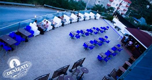 Denizatı Garden'da Mudanya'nın eşsiz manzarası eşliğinde serpme kahvaltı keyfi sınırsız çay ile birlikte 20 TL yerine 9,90 TL! 30 Eylül 2013 tarihine kadar geçerlidir.