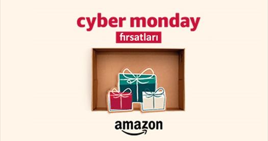 Amazon.de'den Cyber Monday haftası indirimleri! Fırsatın geçerlilik tarihi için DETAYLAR bölümünü inceleyiniz.