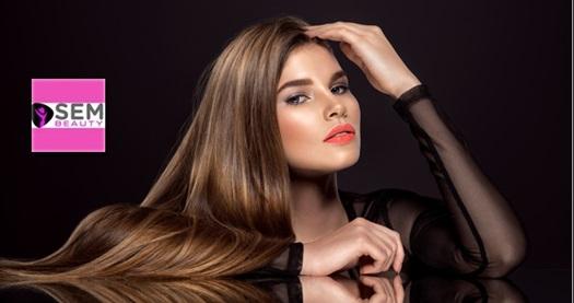 Antalya Sem Beauty Güzellik Merkezi'nde saç bakımı, kesim ve fön 49,90 TL! Fırsatın geçerlilik tarihi için DETAYLAR bölümünü inceleyiniz.