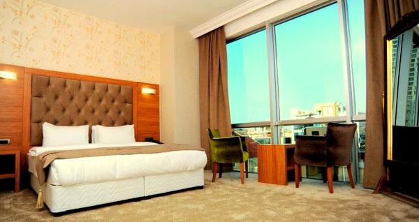 Ataşehir Asia Artemis Suite Hotel'de kahvaltı dahil çift kişilik 1 gece konaklama 192 TL yerine 142 TL! Fırsatın geçerlilik tarihi için DETAYLAR bölümünü inceleyiniz.
