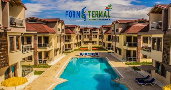 Form Hotel Thermal & Spa'da çift kişilik 1 gece YP konaklama