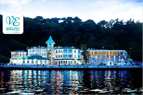 Tarabya VE (Vilayetler Evi) Boğaziçi İstanbul'da Boğaz kıyısında tadına doyulmaz manzara eşliğinde fiks menü 59 TL! Fırsatın geçerlilik tarihi için DETAYLAR bölümünü inceleyiniz.
