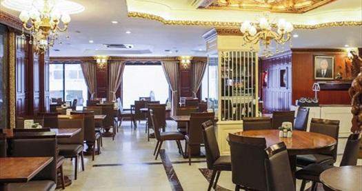 YILBAŞI DAHİL! Laleli Büyük Hamit Hotel'de çift kişilik 1 gece YARIM PANSİYON konaklama 240 TL yerine 189 TL! Fırsatın geçerlilik tarihi için, DETAYLAR bölümünü inceleyiniz.