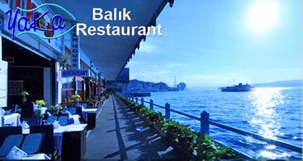 Galata Yaka Balık'ta İstanbul manzaralı enfes iftar menüsü 69 TL! 16 Mayıs 2018-14 Haziran 2018 tarihleri arasında, iftar saatinde geçerlidir.