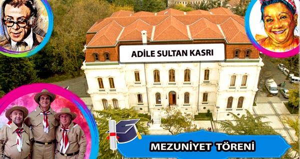 Bosphorus Organization'dan Adile Sultan Kasrı'nda kokteyl eşliğinde Hababam Sınıfı gösterisi ve mezuniyet balosu kişi başı 120 TL! Fırsatın geçerlilik tarihi için DETAYLAR bölümünü inceleyiniz.