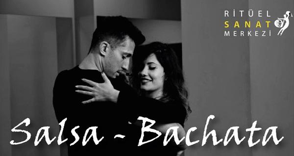 Tunalı Hilmi Caddesi Ritüel Sanat Merkezi'nde 1 aylık salsa, bachata kursu 100 TL yerine 24,90 TL! Fırsatın geçerlilik tarihi için, DETAYLAR bölümünü inceleyiniz.