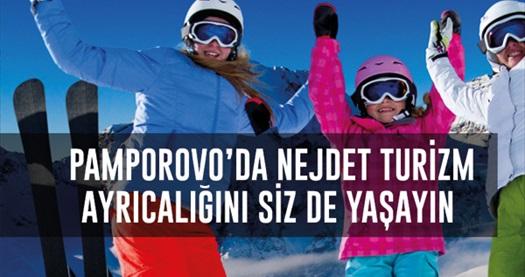 Nejdet Turizm ile Bansko Kayak Turları ve Pamporovo Kayak Turları size özel fiyatlarla Grupanya'da! Detaylı bilgi ve rezervasyon için **0 224 372 4440** numaralı telefonu arayabilirsiniz.