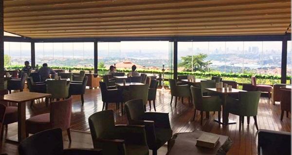 Çamlıca'da manzaraya nazır Balcoon Lounge'da lezzetli Çift kişilik serpme kahvaltı keyfi 64,90 TL! Fırsatın geçerlilik tarihi için DETAYLAR bölümünü inceleyiniz.