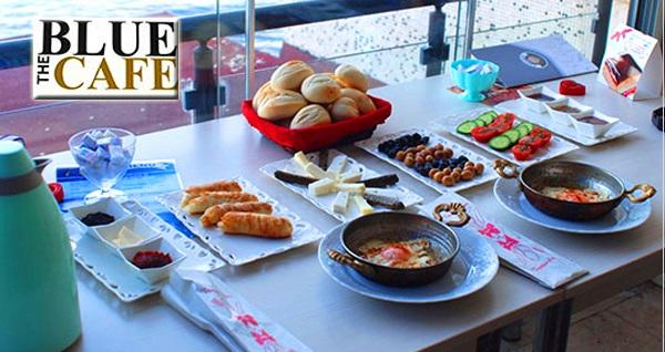 Mudanya Blue Cafe'de leziz serpme kahvaltı menüsü kişi başı 24,90 TL! Fırsatın geçerlilik tarihi için DETAYLAR bölümünü inceleyiniz.