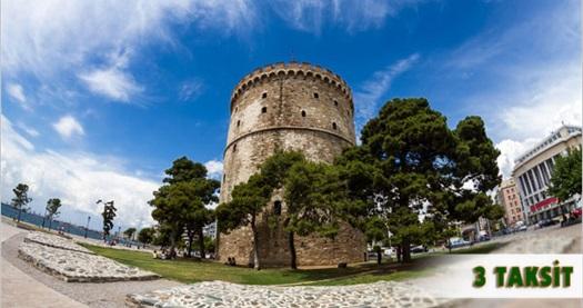 EKSTRA BEDELSİZ! 2 gün 1 gece konaklamalı 'Selanik-Kavala Turu' Tatil Selfie ile kişi başı 350 TL yerine 179 TL! 31 Aralık 2016 tarihine kadar, her Cuma günü kalkışlı turlarda geçerlidir.