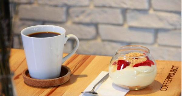 Ankara'nın en nitelikli kahvecilerinden olan Coffeeproject'te muhteşem tatlı menüsü 22 TL yerine 12,90 TL! Fırsatın geçerlilik tarihi için DETAYLAR bölümünü inceleyiniz.