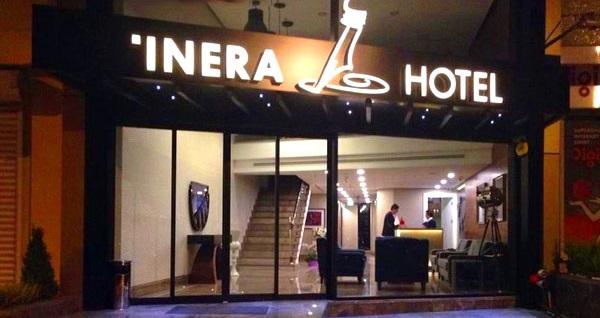 Üstün kalite ve konforun Pendik'teki adresi İnera Hotel'de kahvaltı dahil çift kişilik 1 gece konaklama 169 TL! Fırsatın geçerlilik tarihi için, DETAYLAR bölümünü inceleyiniz.