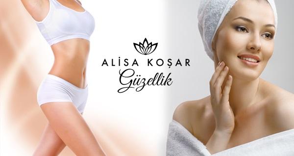 Şükrü Çankırılı - Alisa Koşar Güzellik Merkezi'nde güzellik uygulamaları 39 TL'den başlayan fiyatlarla! Fırsatın geçerlilik tarihi için DETAYLAR bölümünü inceleyiniz.