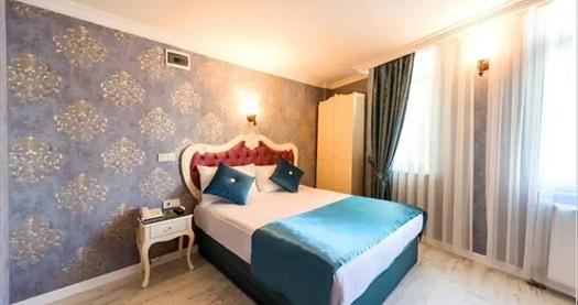 Viva Old City Hotel'de kahvaltı dahil çift kişilik 1 gece konaklama 219 TL! Fırsatın geçerlilik tarihi için DETAYLAR bölümünü inceleyiniz.