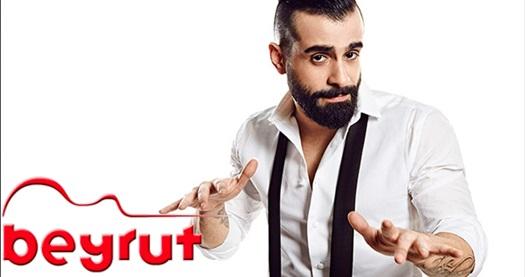 23 Aralık'ta Beyrut Performance Sahnesi'nde gerçekleşecek Gökhan Türkmen konserine biletler 62 TL yerine 37 TL! 23 Aralık 2017 | 21:30 | Beyrut Performance Sahnesi