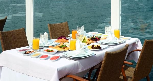 Ataköy Marina Nossa Costa By Balıkçı'da enfes serpme kahvaltı keyfi 69,90 TL! Fırsatın geçerlilik tarihi için DETAYLAR bölümünü inceleyiniz.