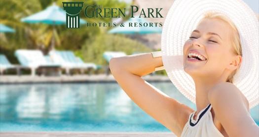 5* The Green Park Pendik Hotel'de açık havuz kullanımı 59 TL! Fırsatın geçerlilik tarihi için DETAYLAR bölümünü inceleyiniz.